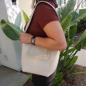 Beyond the fame Bags - ELISE VEGAN HOBO SHOULDER BAGS -BLK